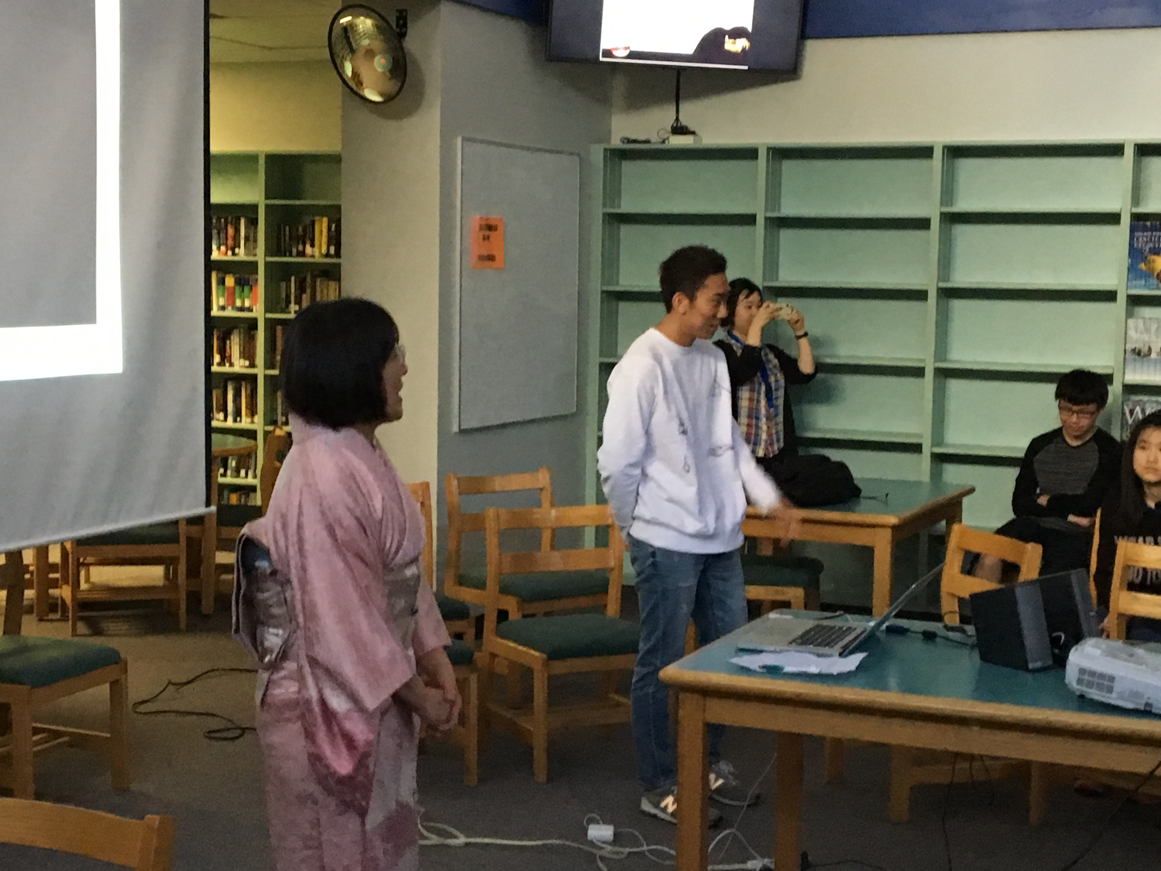 Langley School District: Japanese Culture Day At Aldergrove Secondary