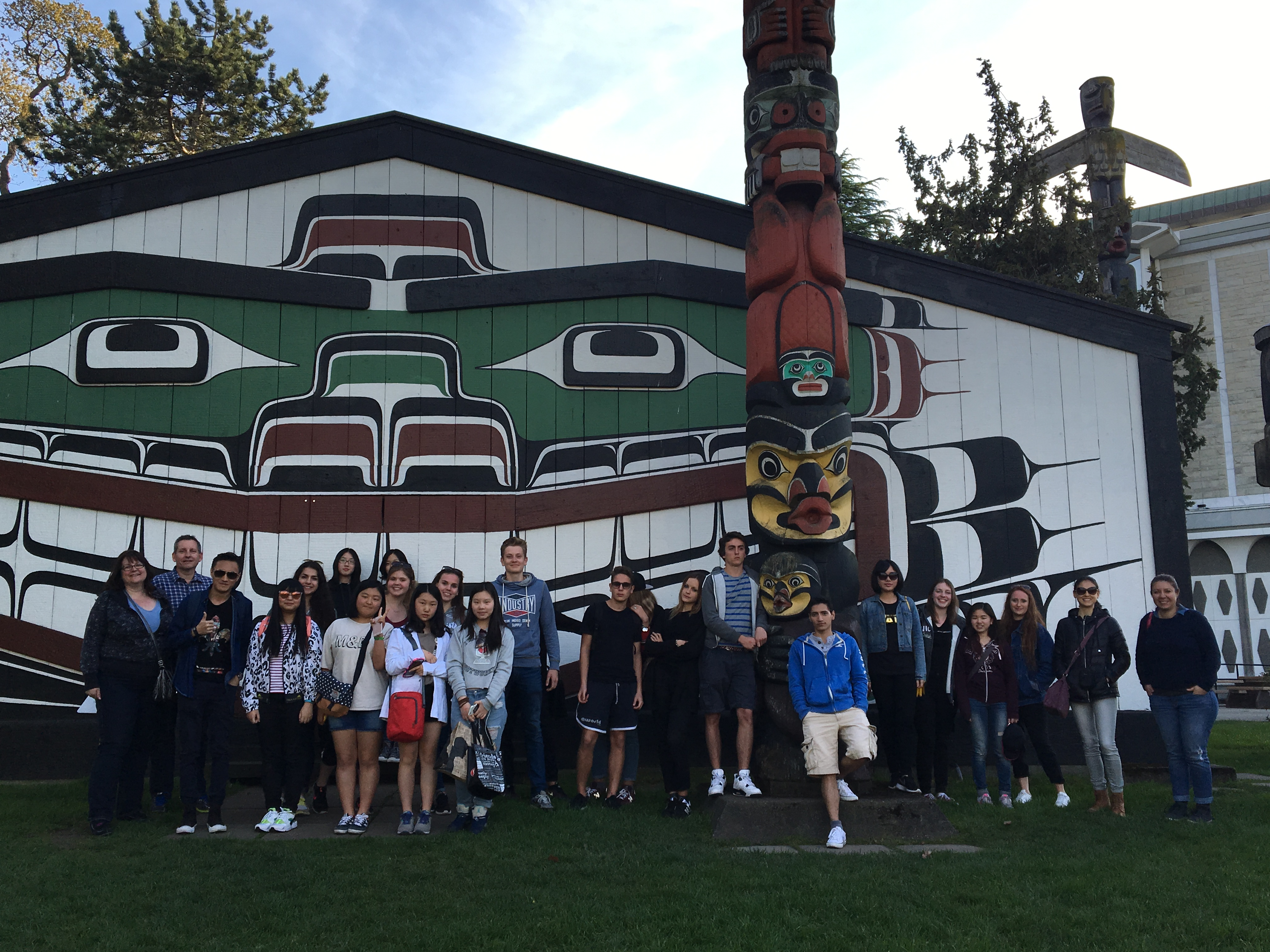 Langley School District: District Trip To Victoria