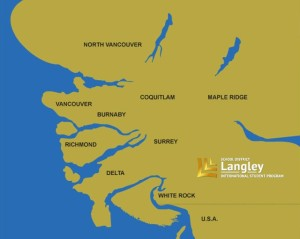 Langley in Greater Vancouver