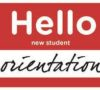 New Student 2019 January Orientation